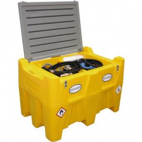 Cuve mobile mixte fuel AdBlue