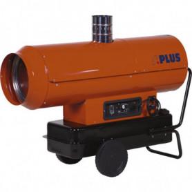 Chauffage air pulsé au fuel à combustion indirecte