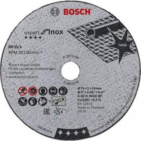 Disque à tronçonner Expert For Inox 76 mm