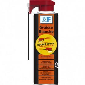 Graisse blanche multifonctions double spray