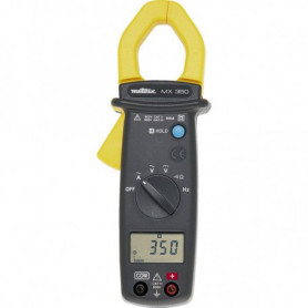 Multimètre à pince MX 350 AC