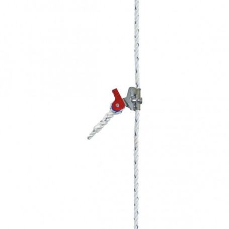 Antichute manuel sur corde Stopfor® M