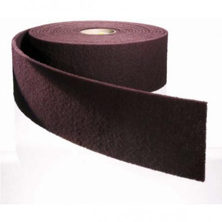 Rouleau texturé marron