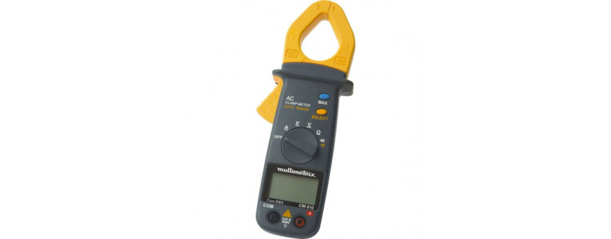 Outils de diagnostic - mesure