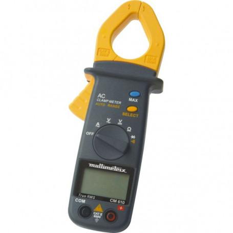 Multimètre à pince CM 610