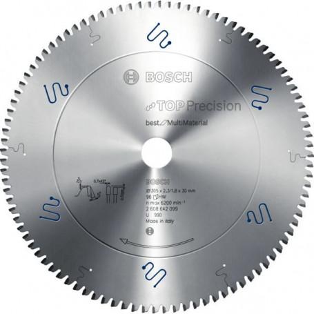 Lame de scie circulaire Top Precision Multimatérial