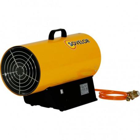 Chauffage air pulsé au gaz propane - 33 kW