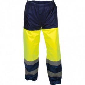 Pantalon de pluie haute visibilité imper-respirant
