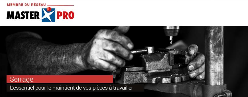 Serrage|Outillage et équipement d'atelier|Sofibac.fr