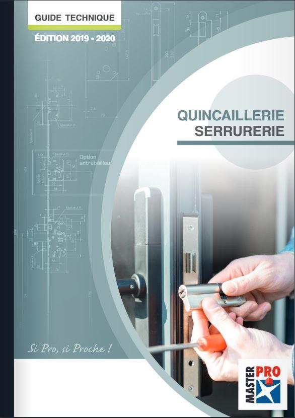 Guide technique Quincaillerie Serrurerie